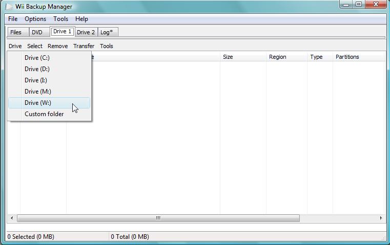 convertir fichier wbfs en iso